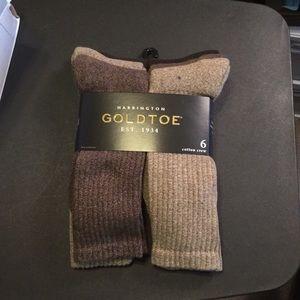 Harrington Gold Toe Socks